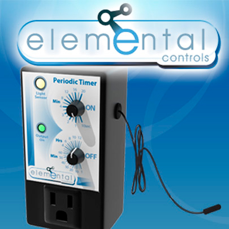 ELEMENTAL FAN SPEED CONTROL UNIT