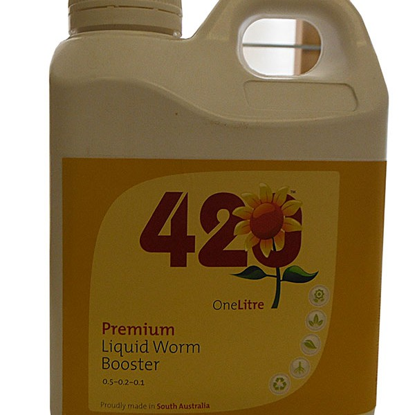 420 WORM BOOSTER 1LT