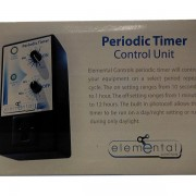 Elemental Recycling Periodic Timer with Light Sensor