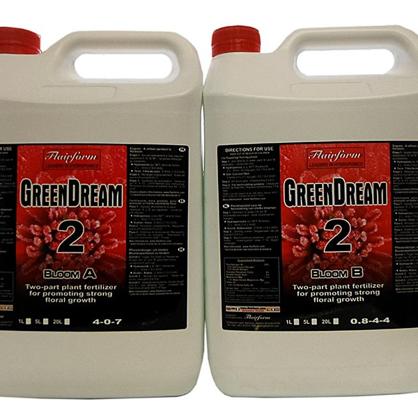 FLAIRFORM  GREEN DREAM  BLOOM 5 LTR