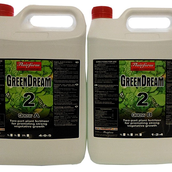 FLAIRFORM  GREEN DREAM  GROW 5 LTR