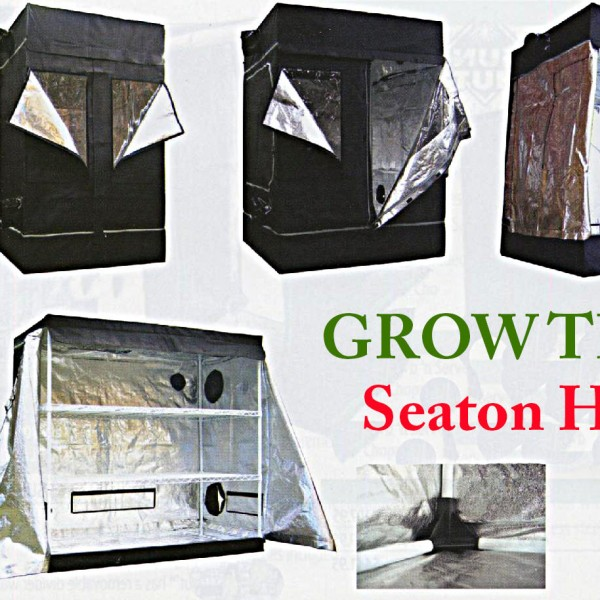 GROW TENT 2.9mL X 1.5mW X 2.0mH