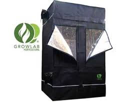GROW TENT GROWLAB 1.2mL X 1.2mW X 2.0mH