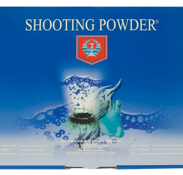 House & Garden SHOOTING POWDER    5 SACHET