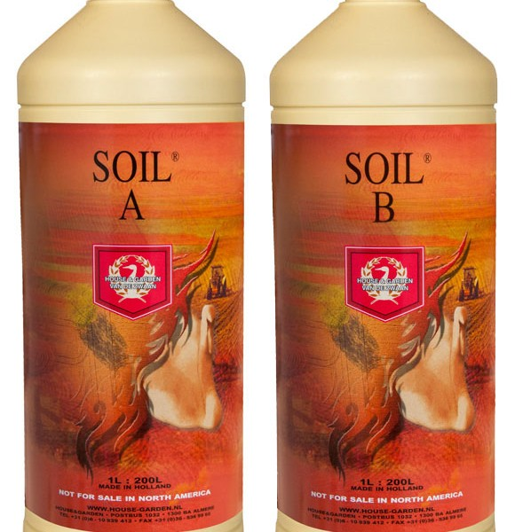 House & Garden SOIL 1 LTR