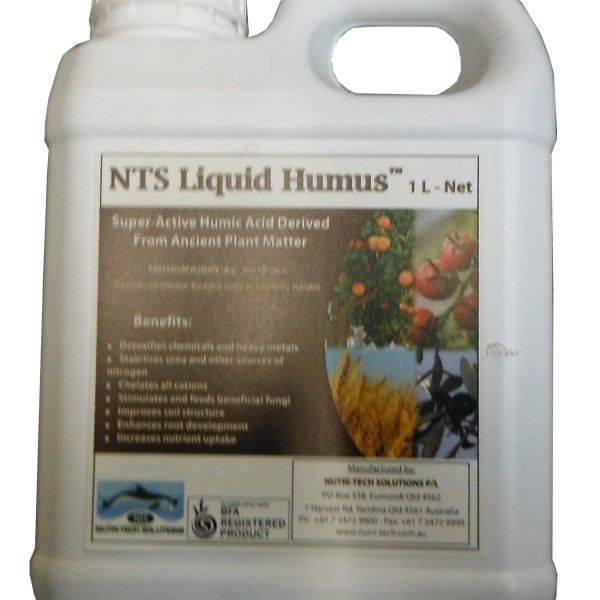Nutri Tech Solutions HUMIC 1LT